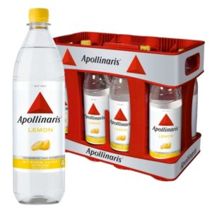 Apollinaris Lemon 10x 1L (PET)