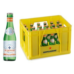 Acqua Panna 24x 0,25L (GLAS)