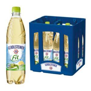 Gerolsteiner Fit Apfel Zitrone 12x 0,75L (PET)