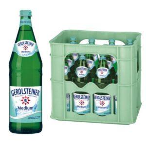 Gerolsteiner Medium 12x 0,75L (GLAS)
