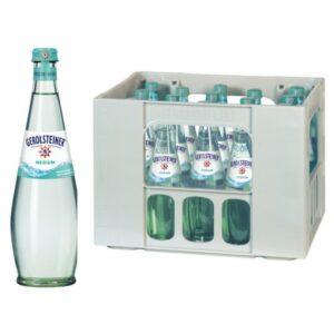 Gerolsteiner Medium Gourmet 15x 0,5L (GLAS)