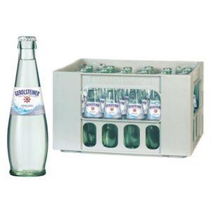 Gerolsteiner Sprudel Gourmet 24x 0,25L (GLAS)