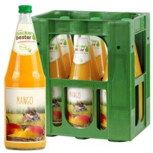 Beckers Bester Mango 6x 1L (GLAS)