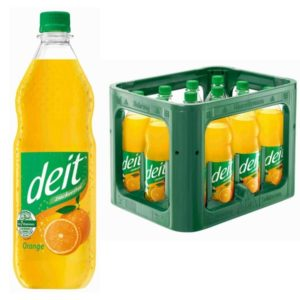 Deit Orange 12x 1L (PET)