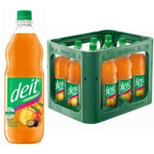 Deit Tropische Früchte 12x 1L (PET)