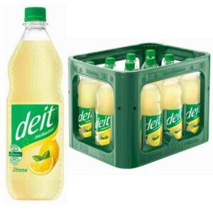 Deit Zitrone 12x 1L (PET)