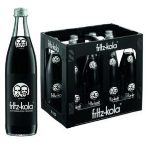 Fritz Kola 10x 0,5L (GLAS)
