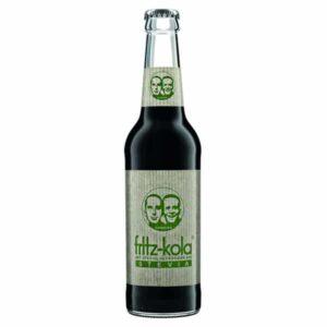 Fritz Kola Stevia 24x 0,33L (GLAS)