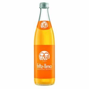 Fritz Limo Orangenlimonade 10x 0,5L (GLAS)