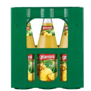Granini Ananas 6x1L (GLAS)