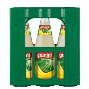 Granini Banane 6x1L (GLAS)