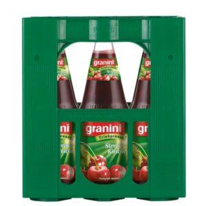Granini Kirsche 6x1L (GLAS)