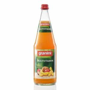 Granini Multivitamin 6x1L (GLAS)