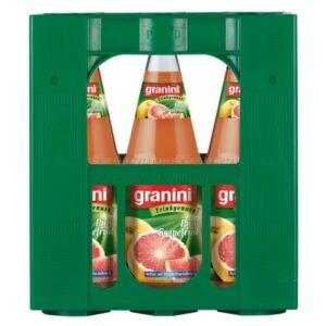 Granini Pink Grapefruit 6x1L (GLAS)