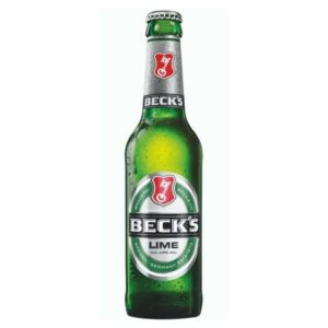 Beck´s Lime 24x 0,33L (GLAS)