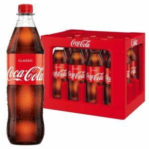 Coca Cola 12x 1L (PET)