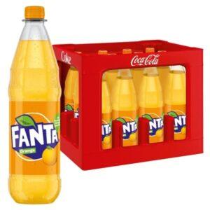 Fanta Orange 12x 1L (PET)