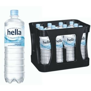 Hella Naturell 12x 1,0L (PET)