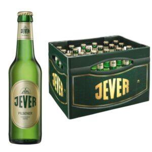 Jever Pilsener 24x 0,33L (GLAS)
