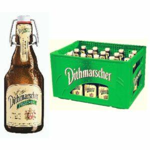 Dithmarscher Pilsener Buegel 20x 0,33L (GLAS)