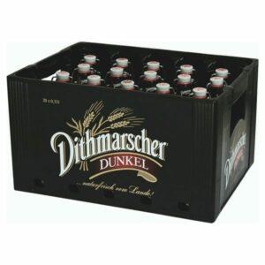 Dithmarscher Dunkel Buegel 20x 0,33L (GLAS)