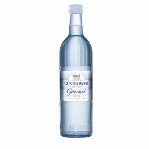 Güstrower Schlossquell Feinperlig Gourmet 0,25L Glas im 20er Kasten