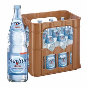 Merkur Classic 0,7L Glas im 12er Kasten