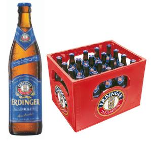 ERDINGER Alkoholfrei 20x0,5l Kasten