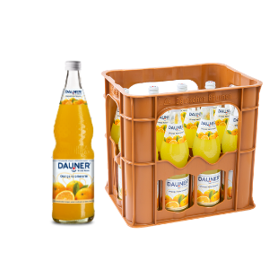 Dauner Orange Kalorienarm 0,7l